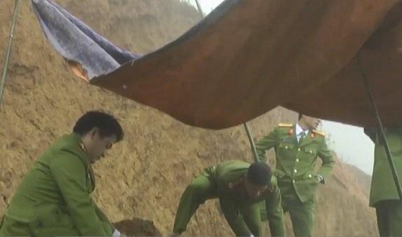 Hình ảnh Hà Giang: Sạt lở đất khi đào nền nhà, 3 người tử vong số 1